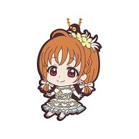 01-37701 Love Live! Sunshine !! School Idol Project Capsule Rubber Mascot Vol. 15 300y - Chika Takami