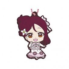 01-37701 Love Live! Sunshine !! School Idol Project Capsule Rubber Mascot Vol. 15 300y - Riko Sakurauchi