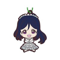 01-37701 Love Live! Sunshine !! School Idol Project Capsule Rubber Mascot Vol. 15 300y - Kanan Matsuura