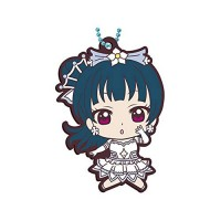 01-37701 Love Live! Sunshine !! School Idol Project Capsule Rubber Mascot Vol. 15 300y - Yoshiko Tsushima