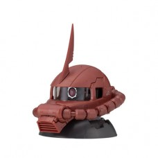 01-40467  Mobile Suit Gundam Exceed Model Zaku Head Pt 7  500y - MS-06 Char's Zaku II