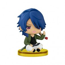 01-40549 Hypnosis Mic Division Rap Battle Suwarasetai Sitting  Figure Collection (Ceasefire Again!) 400y - Dice Arisugawa