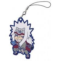 01-47779 Naruto Shippuden Capsule Rubber Mascot 300y - Jiraiya