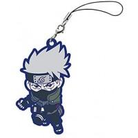 01-47779 Naruto Shippuden Capsule Rubber Mascot 300y - Kakashi Hatake