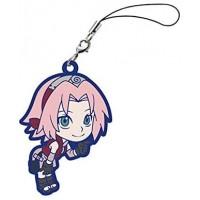 01-47779 Naruto Shippuden Capsule Rubber Mascot 300y - Haruno Sakura