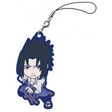 01-47779 Naruto Shippuden Capsule Rubber Mascot 300y - Sasuke Uchiha