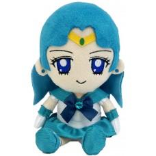 01-65453 Sailor Moon Mini Plush Doll - Sailor Neptune 1200y