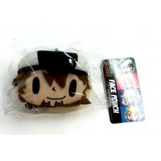 01-65787 Tiger and Bunny Face Pouch - Kotetsu T. Kaburagi