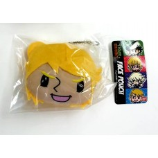 01-65787 Tiger and Bunny Face Pouch - Keith Goodman