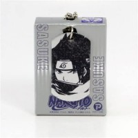 01-90302 Naruto Dog Tags - Sasuke Style