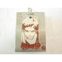 01-90303 Naruto Dog Tags - Gara Style