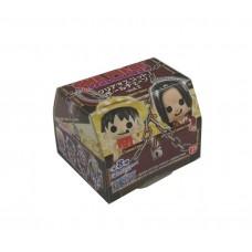 01-54144 One Piece Panson Works Clear Mini Mascot /  Keychain on a Ball Chain Vol.2 (One Random)