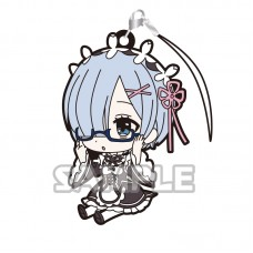 01-35010 RE : Zero Starting Life in Another World Capsule Rubber Strap Rem Collection Vol. 3 300y - Glasses Version