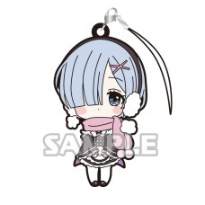 01-35010 RE : Zero Starting Life in Another World Capsule Rubber Strap Rem Collection Vol. 3 300y - Winter Version