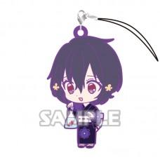 01-36196 Zombie Land Saga Capsule Rubber Mascot Strap Vol. 2 300y - Ai Mizuno