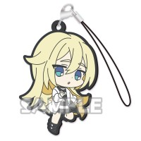 01-36884 Angels of Death Capsule Rubber Mascot Strap  300y - Rachel Gardner