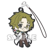 01-36884 Angels of Death Capsule Rubber Mascot Strap  300y - Danny Daniel Dickens