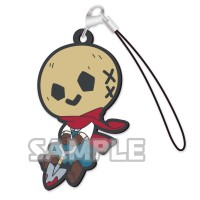 01-36884 Angels of Death Capsule Rubber Mascot Strap  300y - Eddie Edward Mason