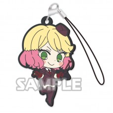 01-36884 Angels of Death Capsule Rubber Mascot Strap  300y - Cathy Catherine Ward