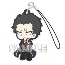 01-36884 Angels of Slaughter Capsule Rubber Mascot Strap  300y - Abraham Gray