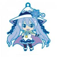 01-95337 Vocaloid Hatsune Miku Snow Miku Nendoroid Plus Capsule Rubber Mascot Pt 01 300y - Magical Snow Version