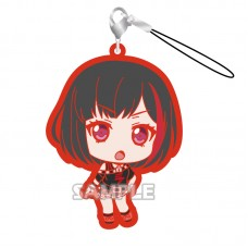 01-71799 Bang Dream! Girls Band Party! Capsule Rubber Mascot Strap Afterglow Ver. 300y - Mitake Ran