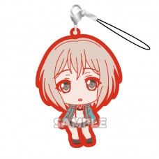 01-71799 Bang Dream! Girls Band Party! Capsule Rubber Mascot Strap Afterglow Ver. 300y - Aoba Moca