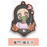 01-71166 Demon Slayer Capsule Rubber Mascot Vol. 2 300y - Nezuko Kamado