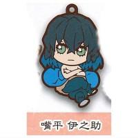 01-71166 Demon Slayer Capsule Rubber Mascot Vol. 2 300y - Inosuke Hashibira