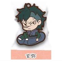 01-71166 Demon Slayer Capsule Rubber Mascot Vol. 2 300y - Genya Shinazugawa