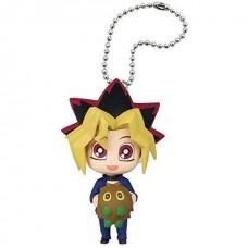 01-85741 Yu-Gi-Oh Duel Monsters Mini Deformed Figure Series Mascot Key chain Figure - Yugi Muto