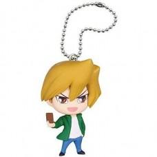 01-85741 Yu-Gi-Oh Duel Monsters Mini Deformed Figure Series Mascot Key chain Figure - Joey Wheeler