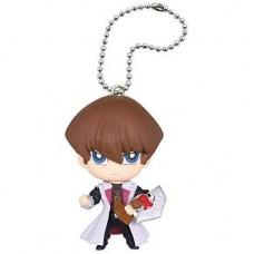 01-85741 Yu-Gi-Oh Duel Monsters Mini Deformed Figure Series Mascot Key chain Figure - Seto Kaiba