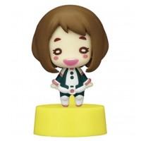 01-86482 Takara TOMY A.R.T.S Boku no Hero Academia My Hero Academia Nitotan Figure Mascot 300y - Uraraka Ochaco