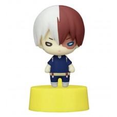 01-86482 Takara TOMY A.R.T.S Boku no Hero Academia My Hero Academia Nitotan Figure Mascot 300y - Todoroki Shouto
