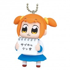 01-86520 Takara TOMY A.R.T.S Pop Team Epic  Poptepipic Figure Mascot 2 300y - Popuko sabukarukuso Girl