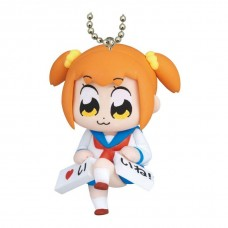01-86520 Takara TOMY A.R.T.S Pop Team Epic  Poptepipic Figure Mascot 2 300y - Popuko Not Nice