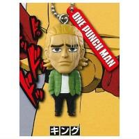 01-87802 One Punch Man Mini Figure Mascot Key Chain Vol. 3  300y - King