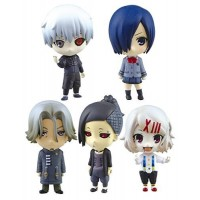 01-08426 Tokyo Ghoul SD Figure Mascot Collection Vol. 1 - Set of 5 300y