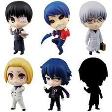 01-08583 Tokyo Ghoul SD Figure Mascot Collection Vol. 2  300y - Set 6