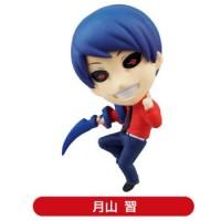 01-08583 Tokyo Ghoul SD Figure Mascot Collection Vol. 2 - Shuu Tsukiyama 月山習 300y