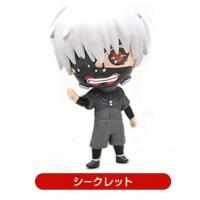 01-08583 Tokyo Ghoul SD Figure Mascot Collection Vol. 2 - Ken Kaneki AWAKENED 300y