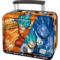 01-15114 Marusho Dragon Ball Super Mini Tin Lunch Box