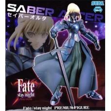 01-10377 Sega Fate Stay Night Premium Figure - Saber Alter