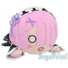 01-28364 Re: Zero Starting Life in a Different World Mega Jumbo Nesoberi  Plush Ver. 1.5 - Ram