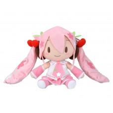 01-30944 Vocaloid Hatsune Miku Super Premium Plush Sakura Cherry Blossom