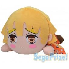 01-35427 Demon Slayer Kimetsu no Yaiba MEJ Nesoberi Plush Doll Zenitsu Agatsuma