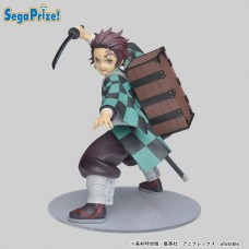 01-35443 Demon Slayer: Kimetsu no Yaiba SPM Super Premium Figure Tanjiro Kamado