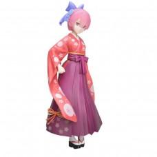 01-37753 Re:Zero − Starting Life in Another World  Japanese Style Kimono SPM Figure - Ram