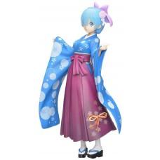 01-37757 Re:Zero − Starting Life in Another World  Japanese Style Kimono SPM Figure - Rem